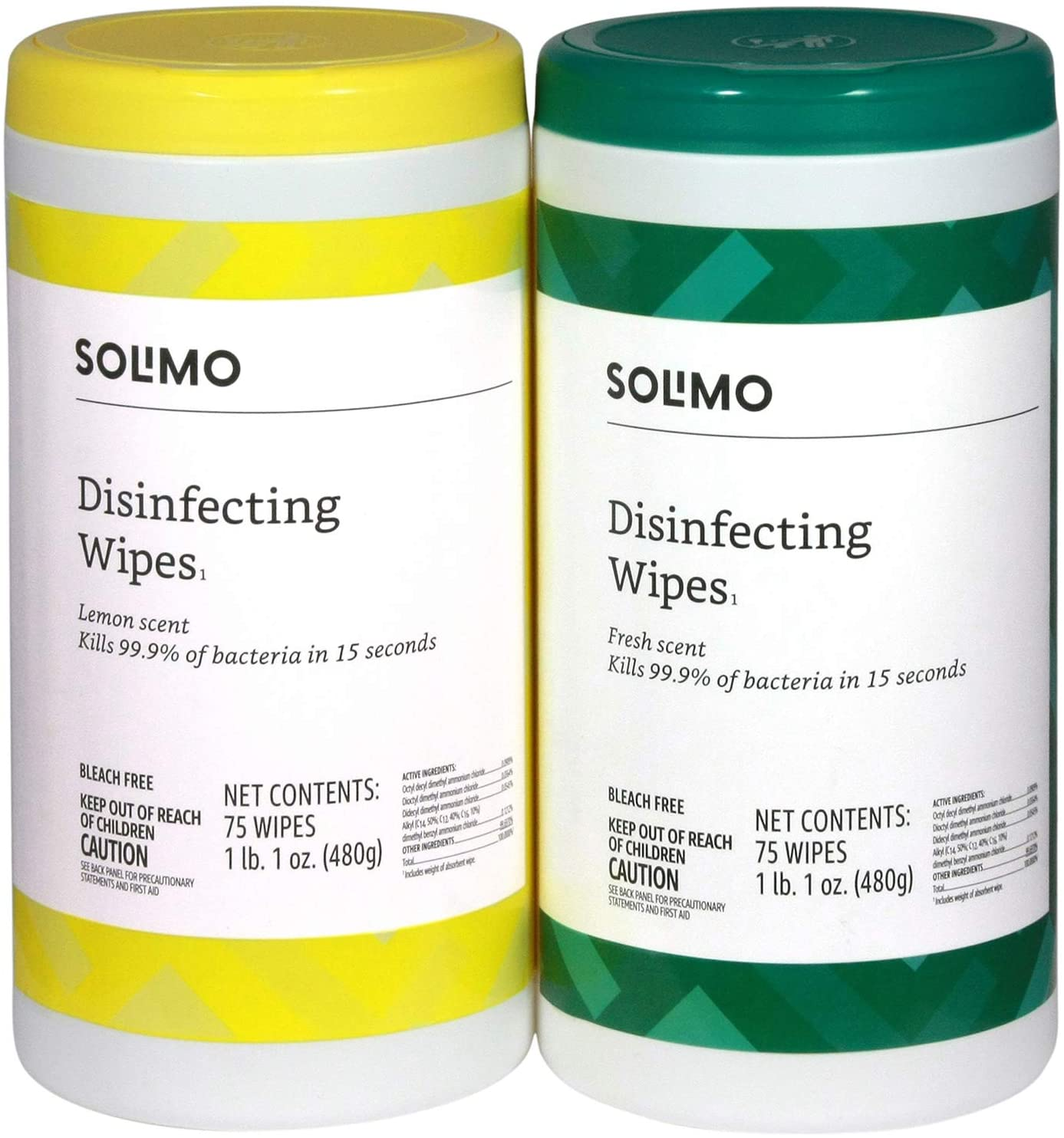 amazon disinfecting wipes
