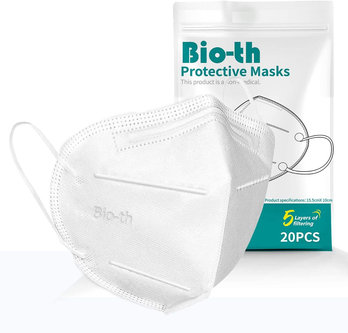 are kn95 masks reusable