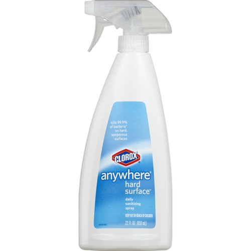 clorox anywhere spray