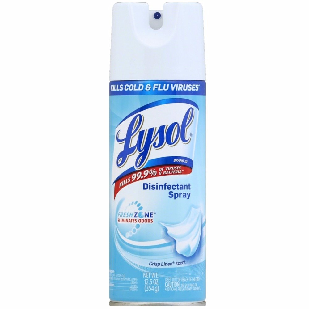 lysol disinfectant spray amazon