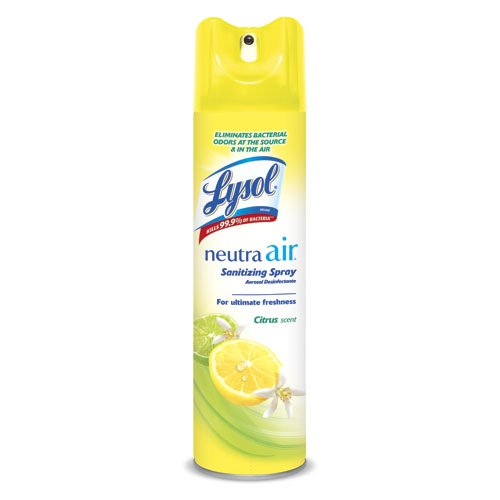 lysol neutra air sanitizing spray
