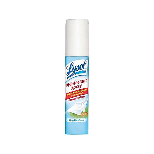 lysol travel spray