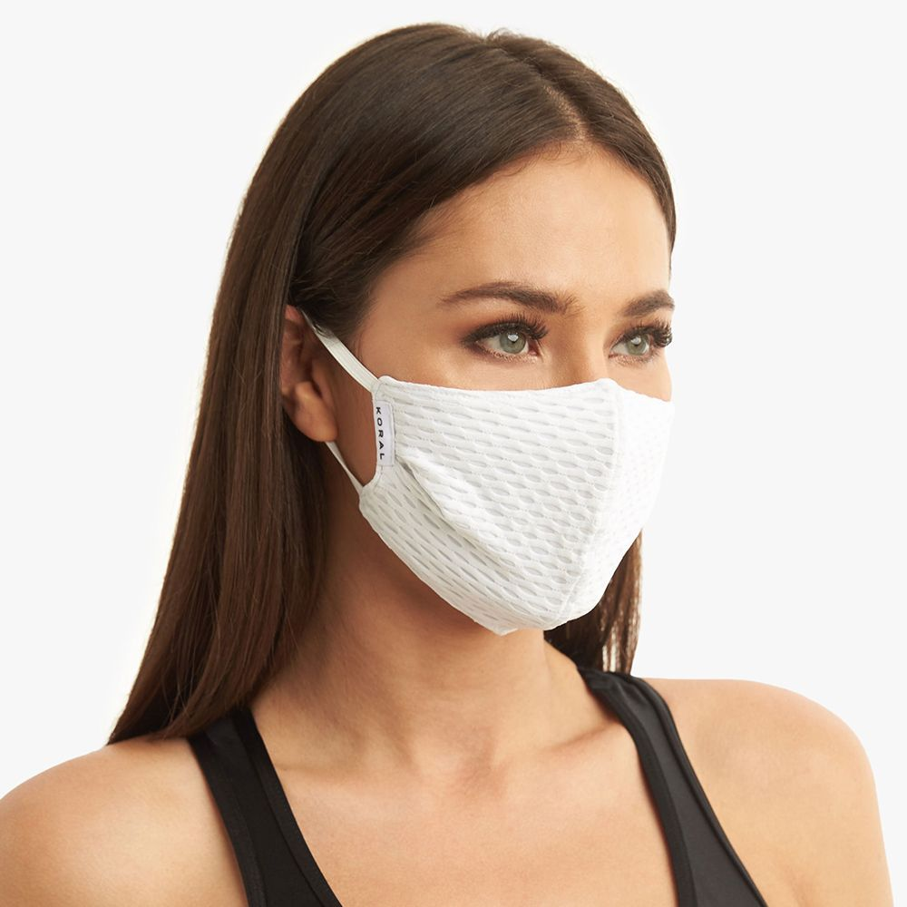 most breathable face mask
