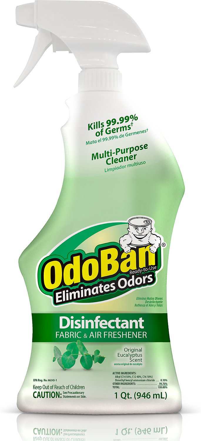 odoban spray